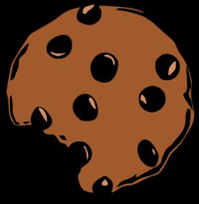 Cookie clip art at vector clip art
