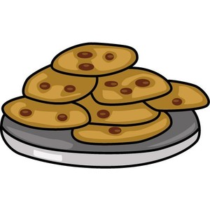 Cookie clipart free clip art image clip art library