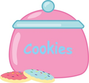 Cookie jar clipart image