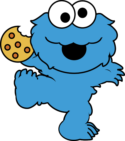 Cookie monster clipart 4 clipart 2