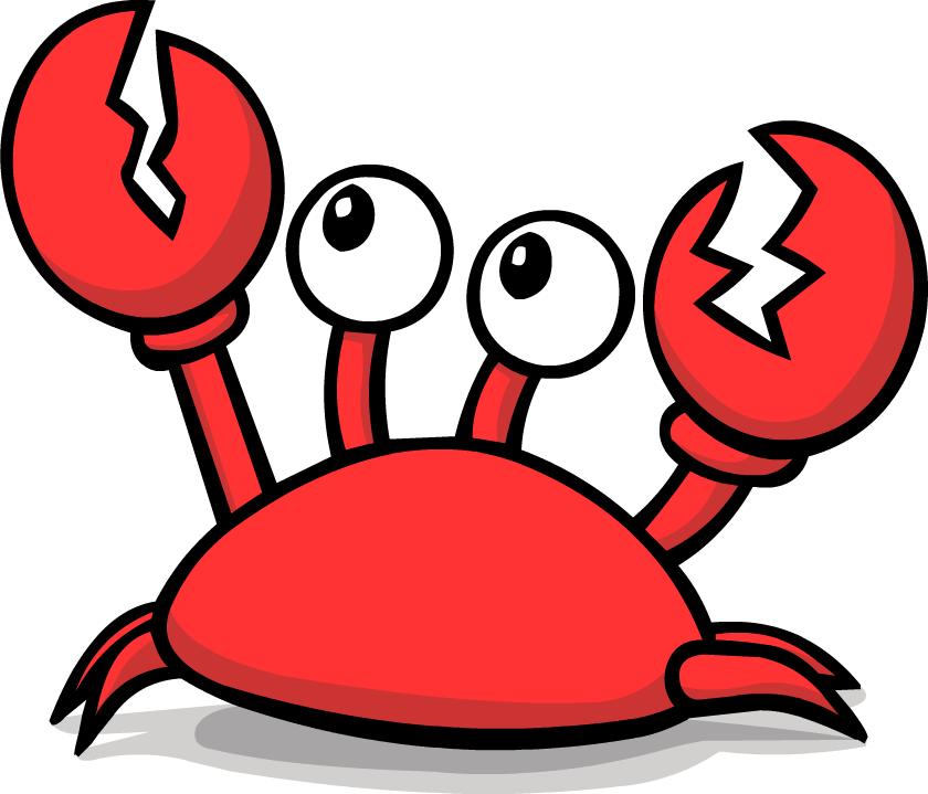 Crab clip art 5 clipartwiz