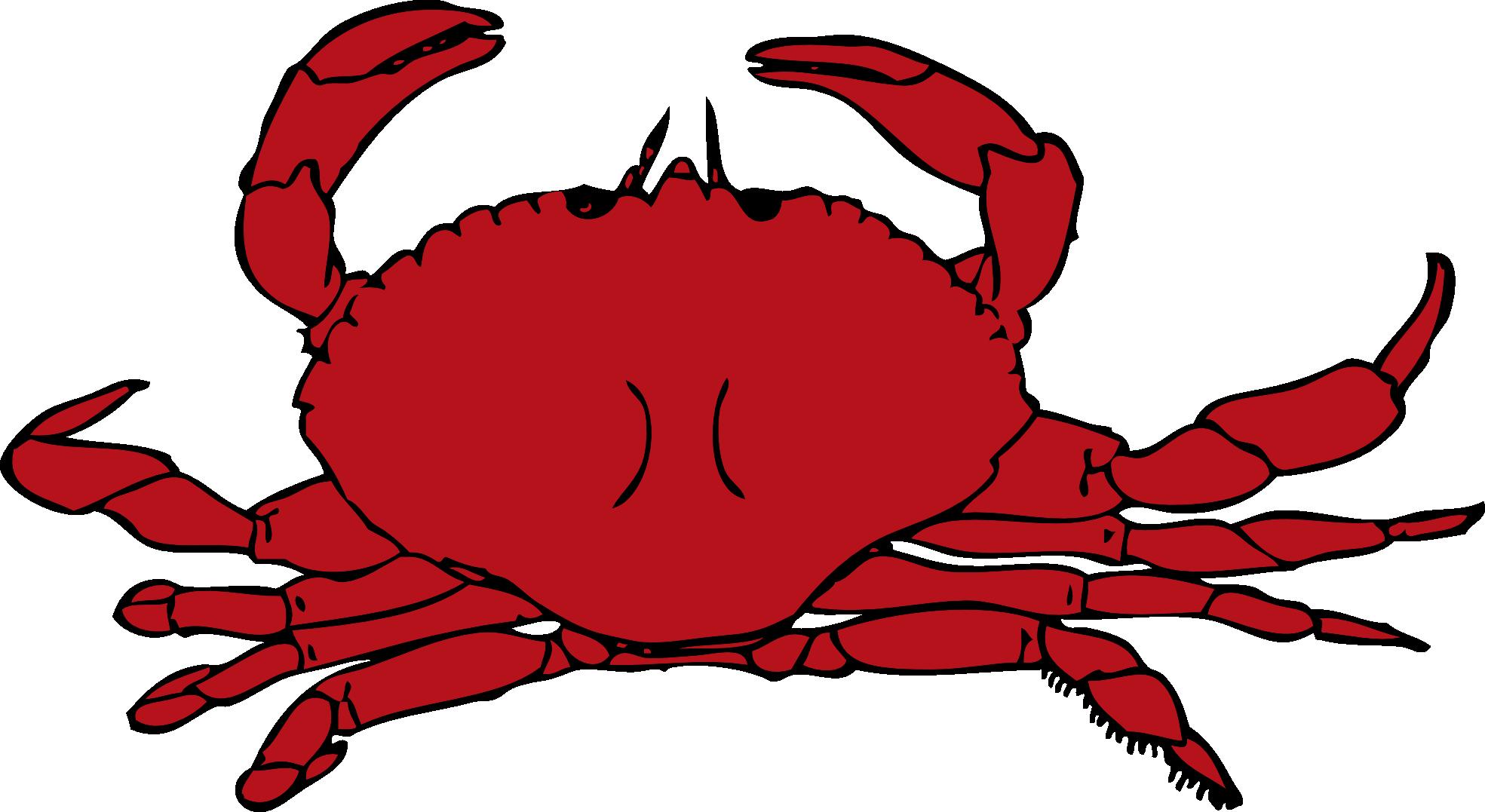 Crab clip art cartoon free clipart images 3