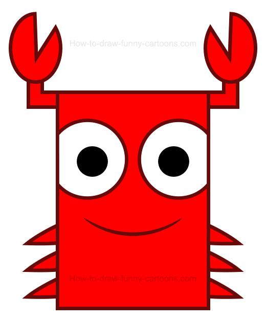 Crab clipart 2
