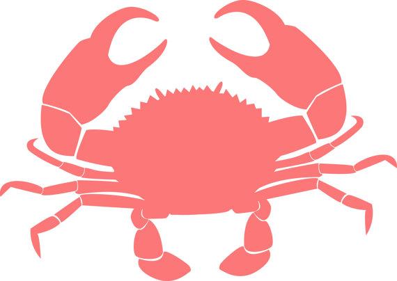 Crab clipart 3
