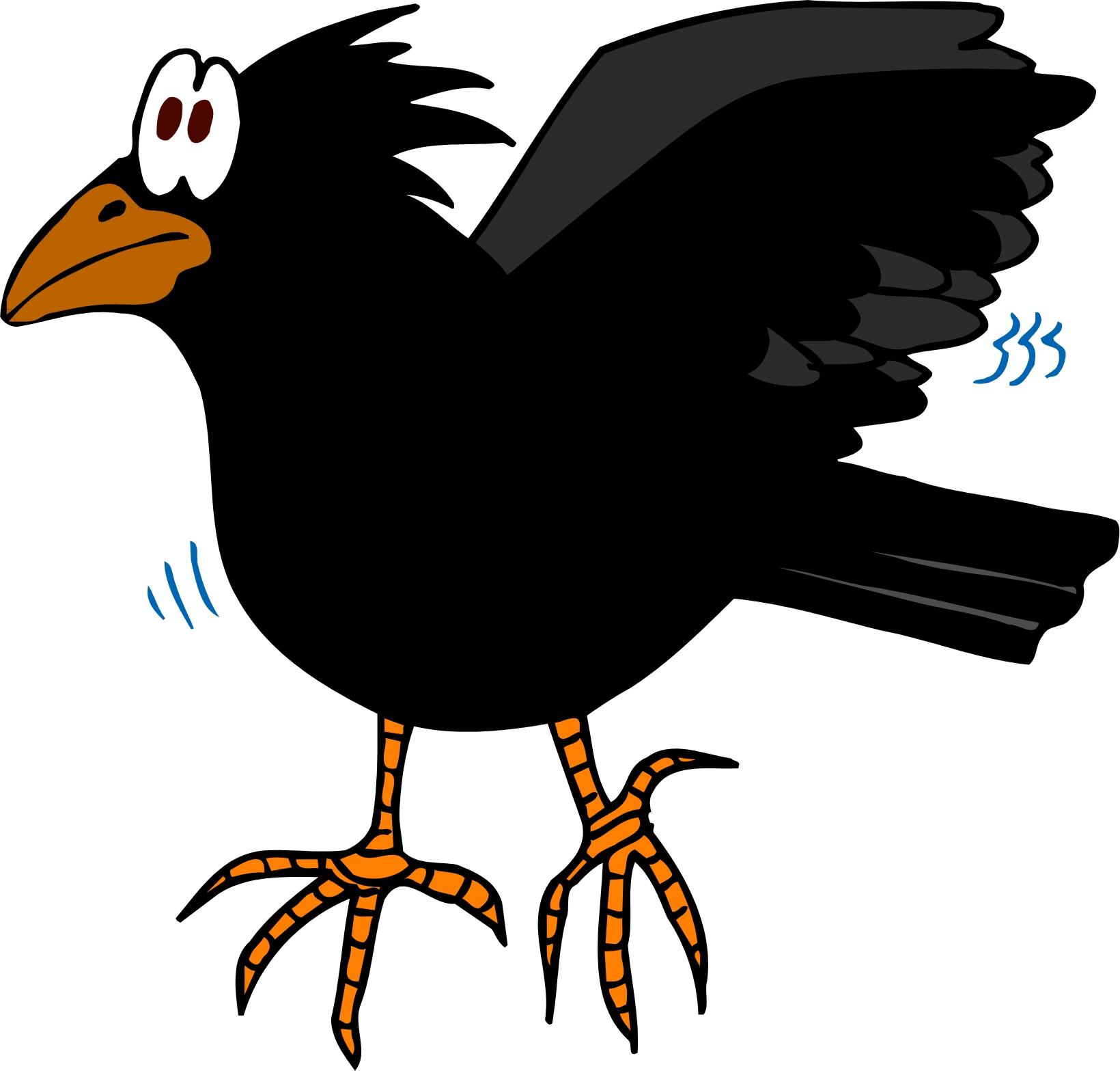 Crow clip art clipartbarn