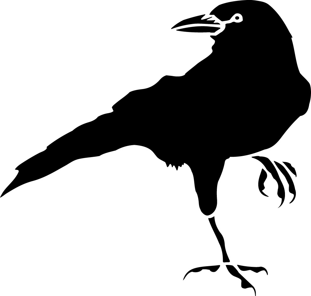 Crow clip art free clipart images 3