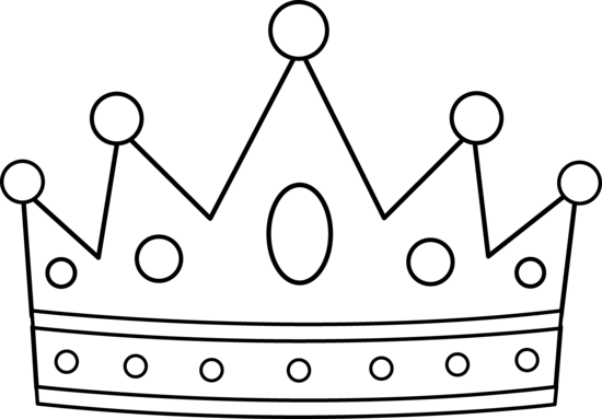 Crown clip art with transparent background free