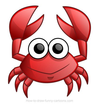 Cute hermit crab clipart free images