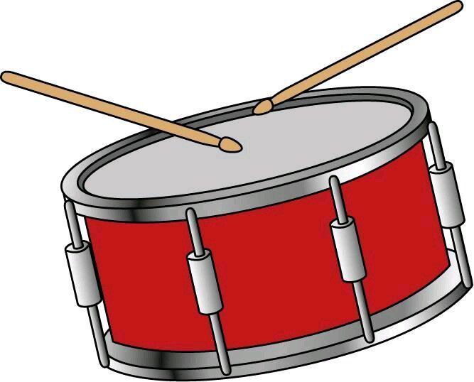 Drum clipart 7 hangszerek images on musical