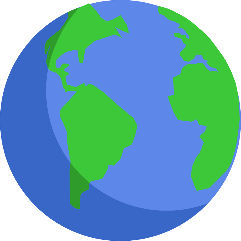 Earth free to use clip art