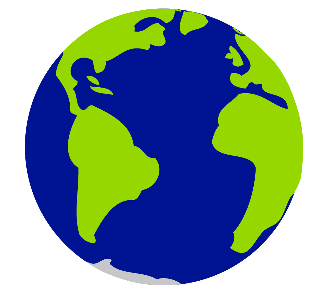 Earth globe clipart free images