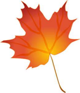 Fall leaves border clipart free images 4