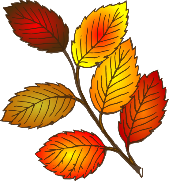 Fall leaves fall foliage clip art clipart library library