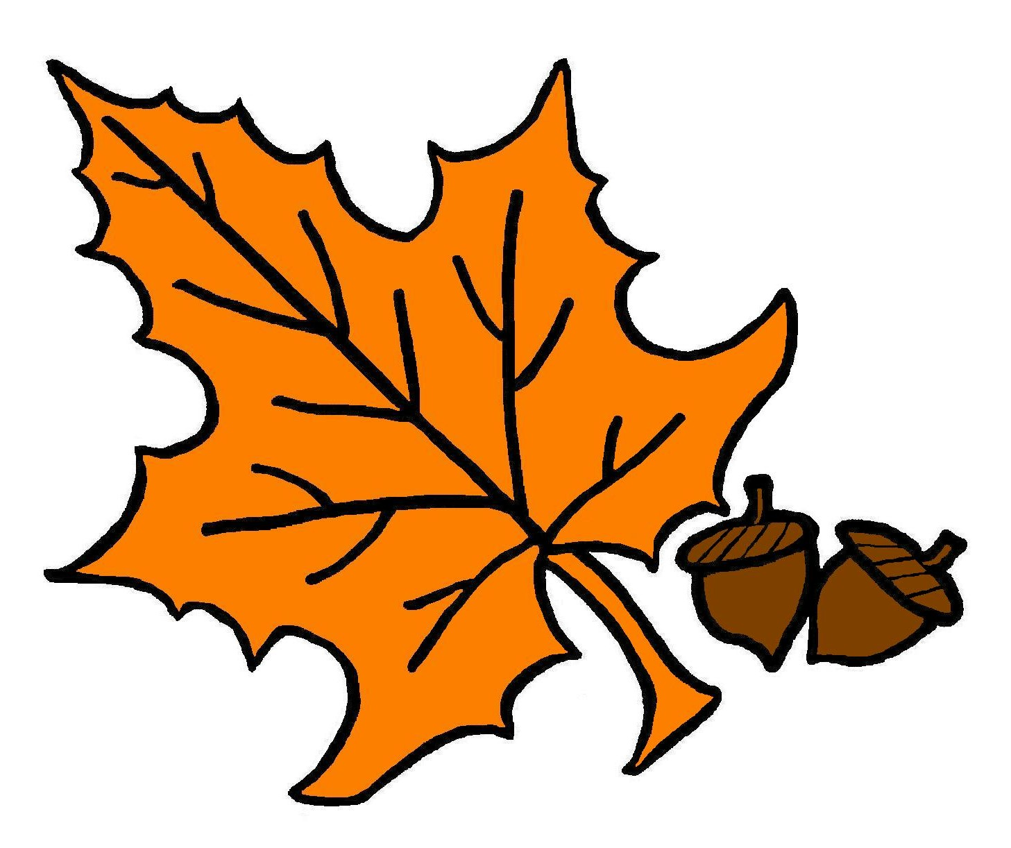Fall leaves fall leaf clipart no background free images 2