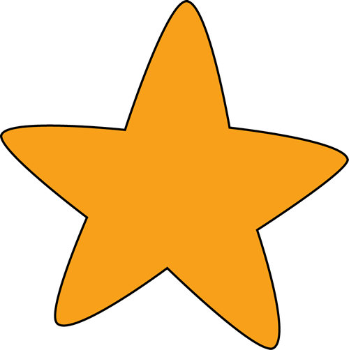 Free clip art star images 4 clipartset
