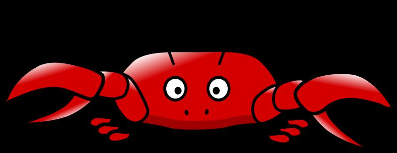 Free crab clipart 2