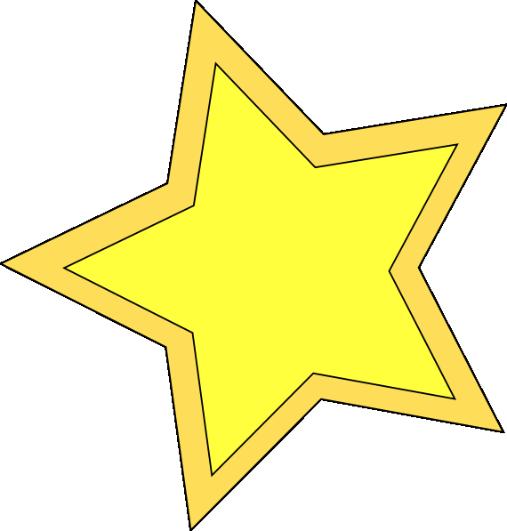 Free gold star clipart clip art images cliparts and