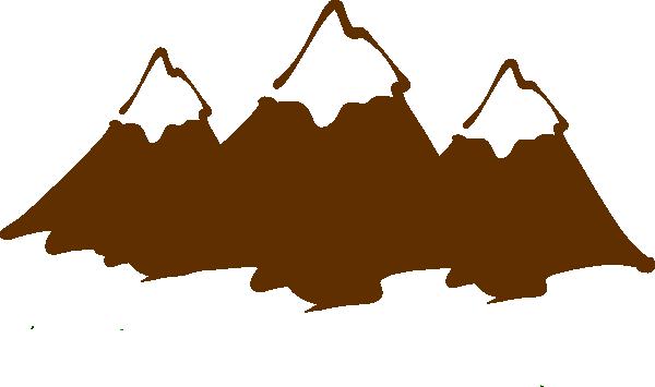 Free mountain clip art clipart 2