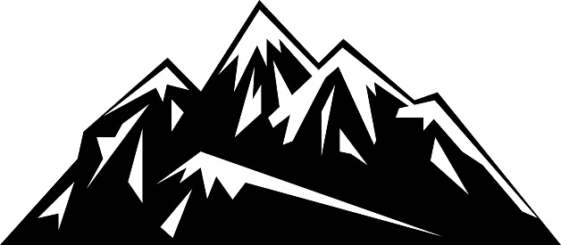 Free mountain clipart clipartandscrap