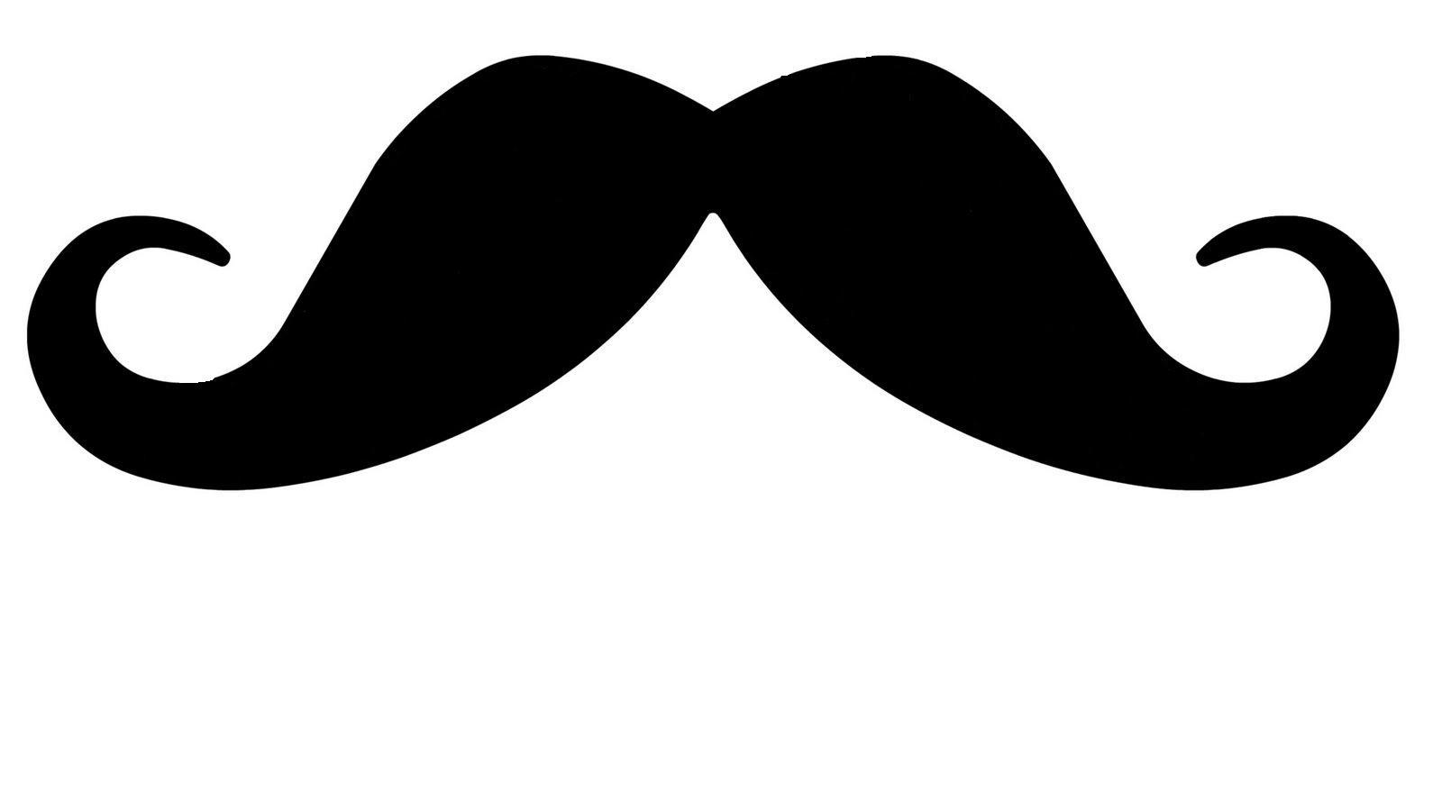 Free mustache clip art