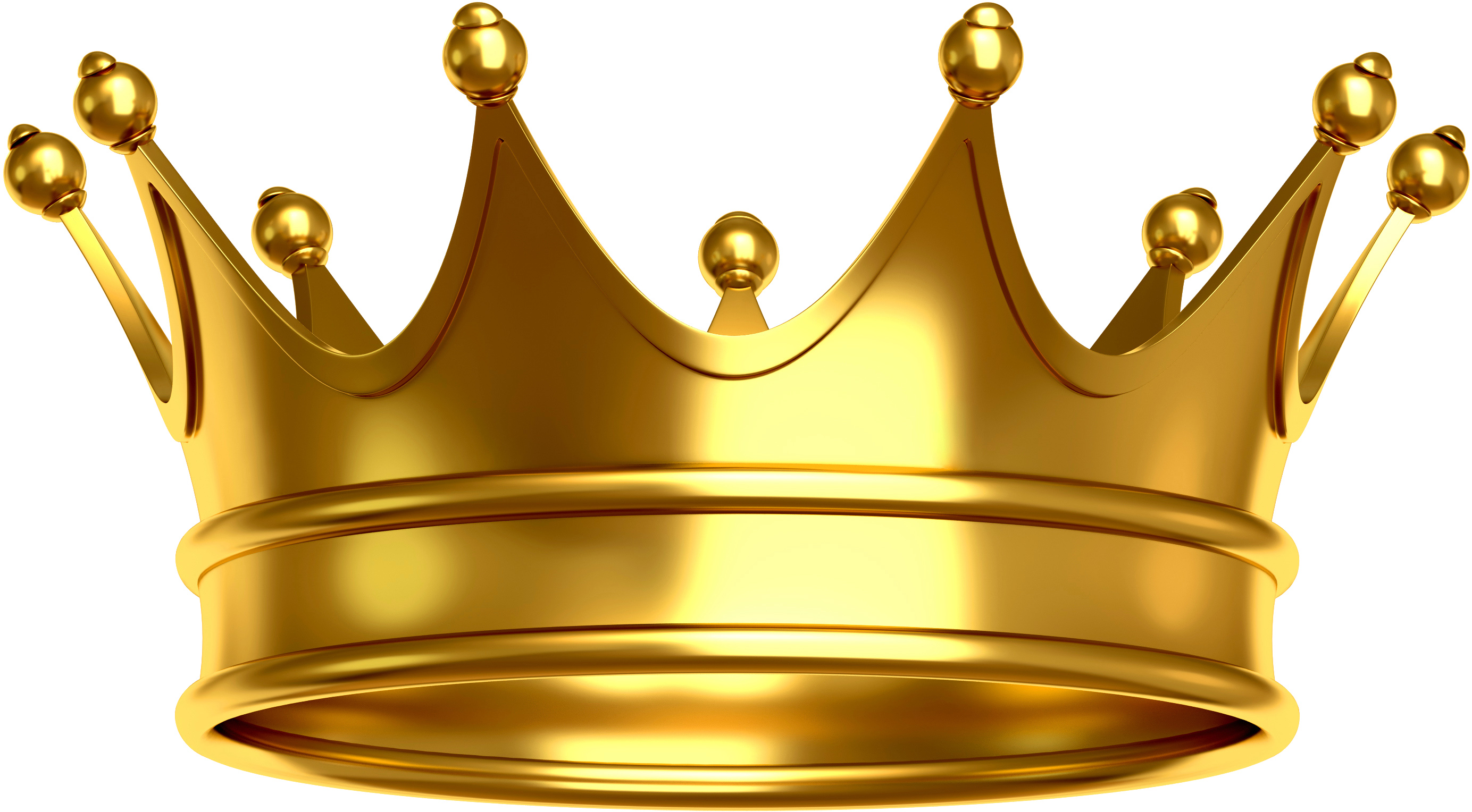 Gold prince crown clipart cliparts and others art inspiration
