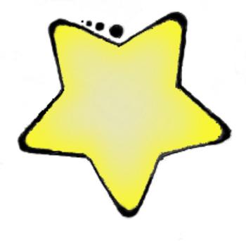 Gold star clip art gold image 2