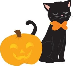 Halloween clipart tiny