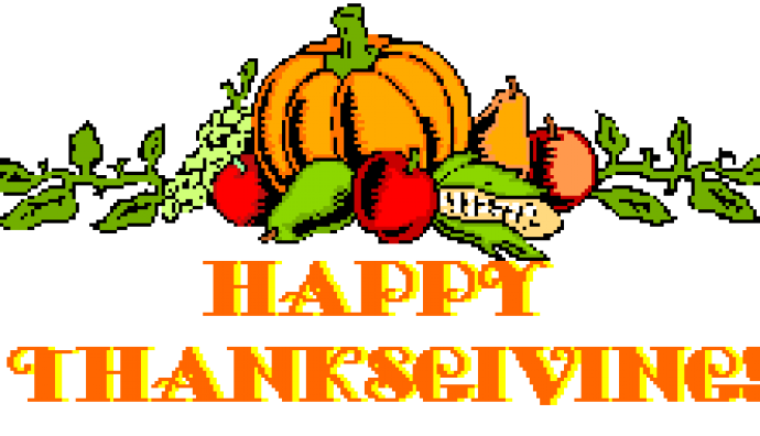 Happy thanksgiving free clip art printables and