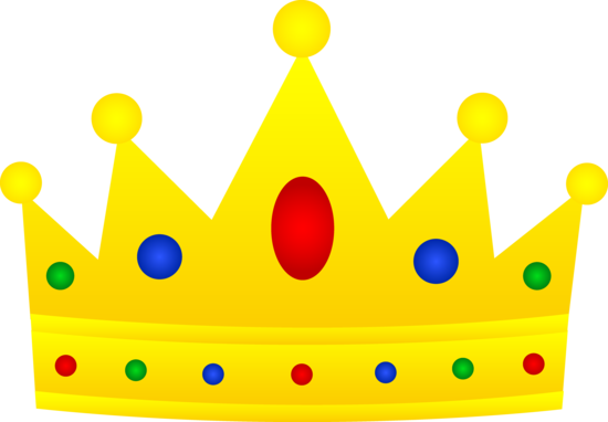 King and queen crowns clipart free images