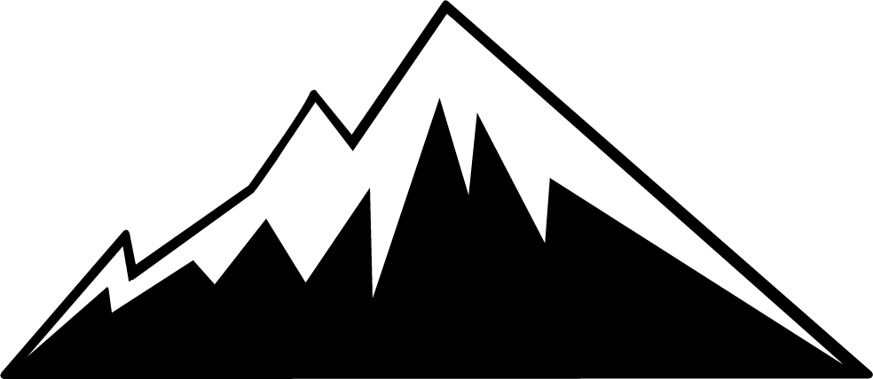 Mountain clipart border free images the cliparts 2