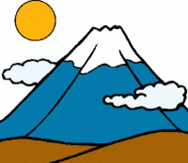 Mountain clipart cliparts for you