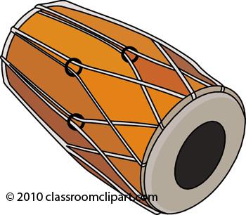 Musical instruments clipart congo drum