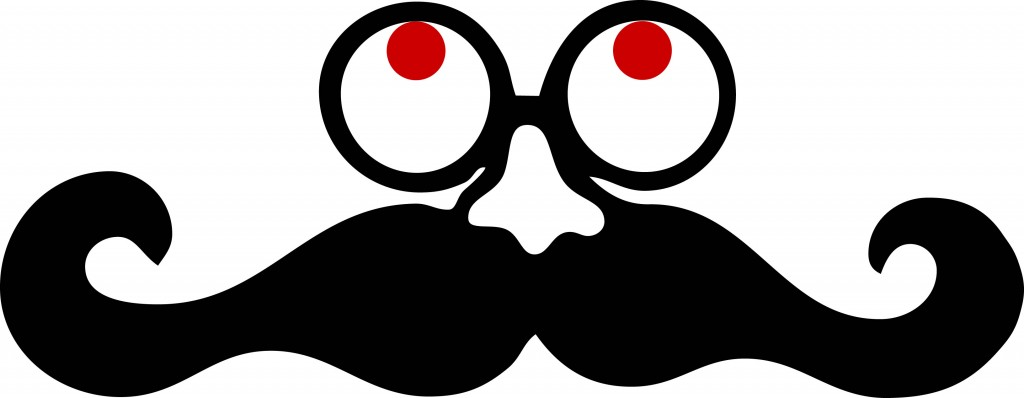 Mustache clip art 4 image 2