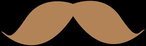 Mustache clipart gray moustache clipart tiny