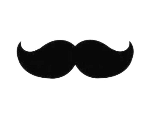 Mustache moustache clipart free images 5