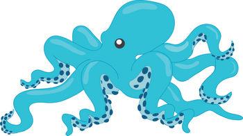 Octopus clipart octopus clipart fans