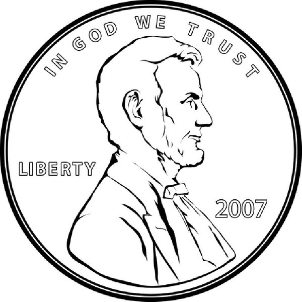 Penny head cliparts free download clip art on