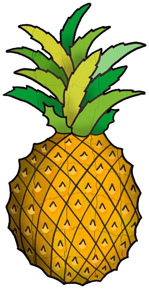 Pineapple clip art free clipart images 2 clipartwiz 2