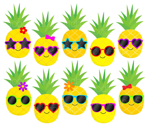 Pineapple clip art free clipart images clipartwiz clipartandscrap