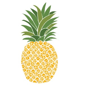 Pineapple clip art free clipart images