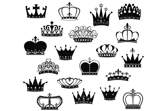 Simple crown clipart clip art library