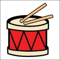 Snare drum clip art free clipart images 2 2