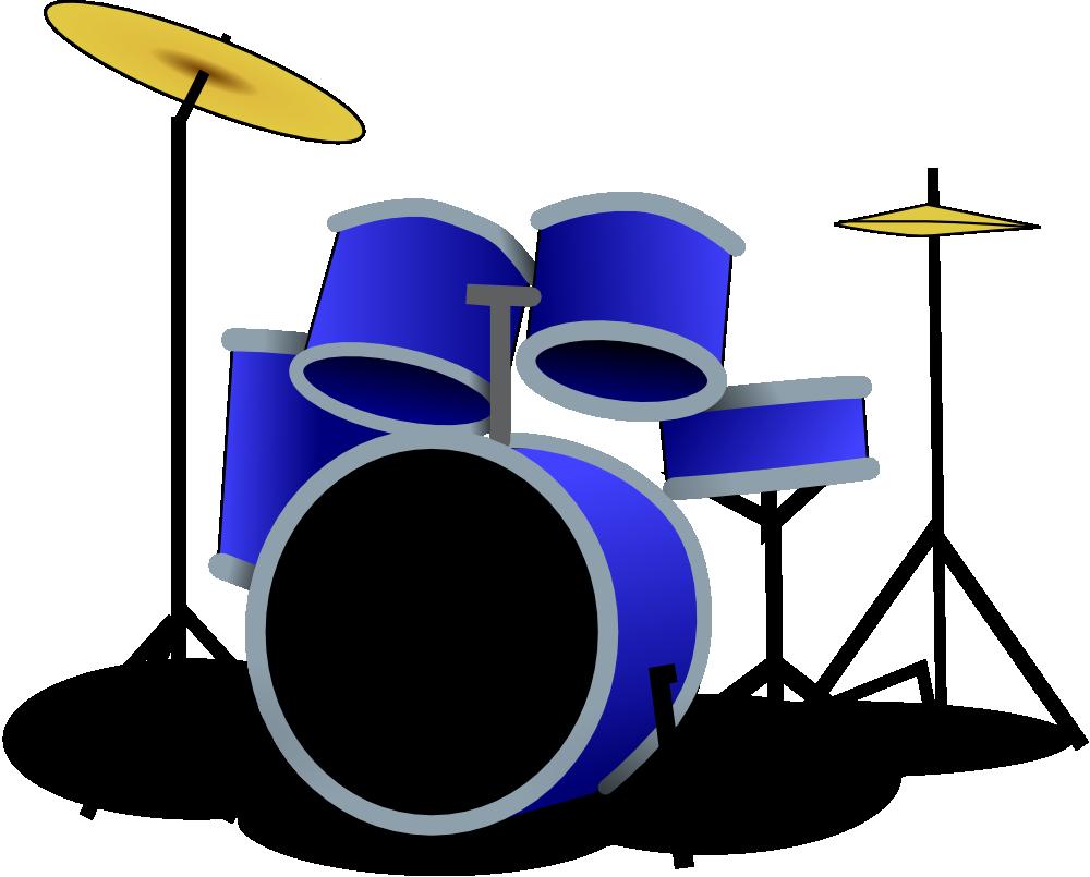 Snare drum set clip art