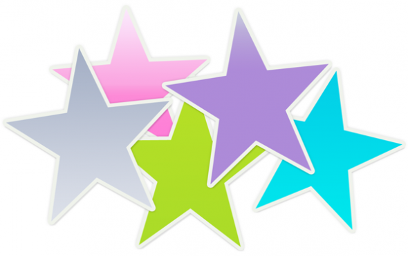 Star clip art no background free clipart images