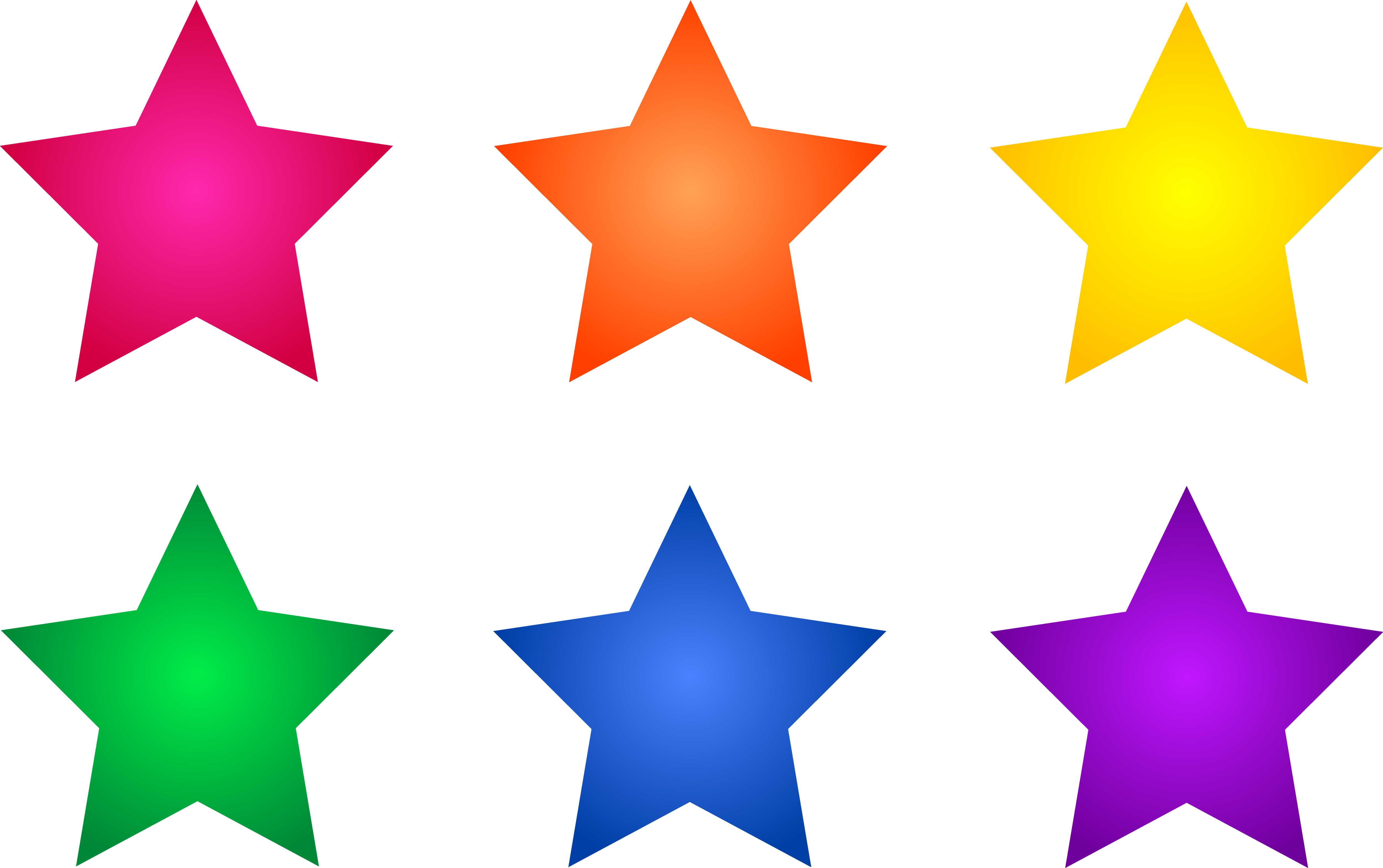 Star clip art outline free clipart images 3