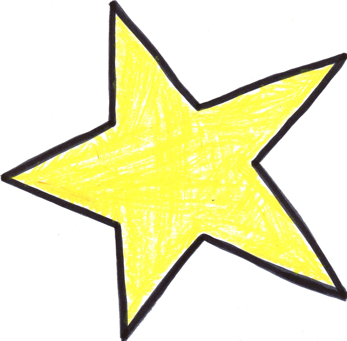 Star clip art printable free clipart images