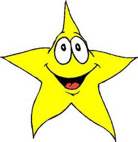Star clipart and animated graphics of stars 2 image