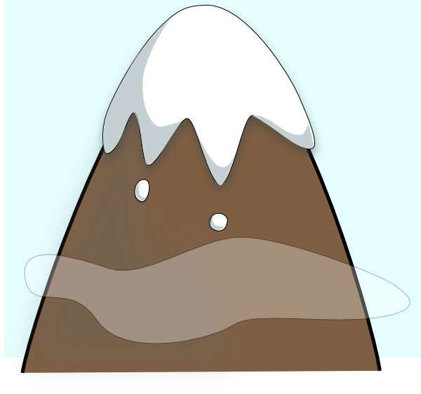 Story mountain clipart clipartxtras