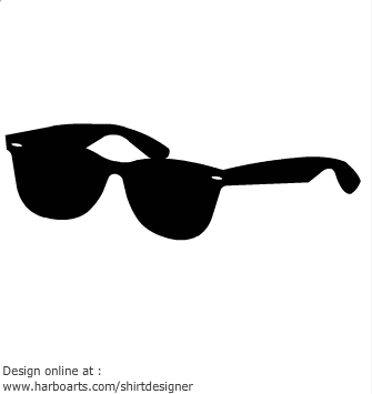 Sunglasses clipart free clip art image 7