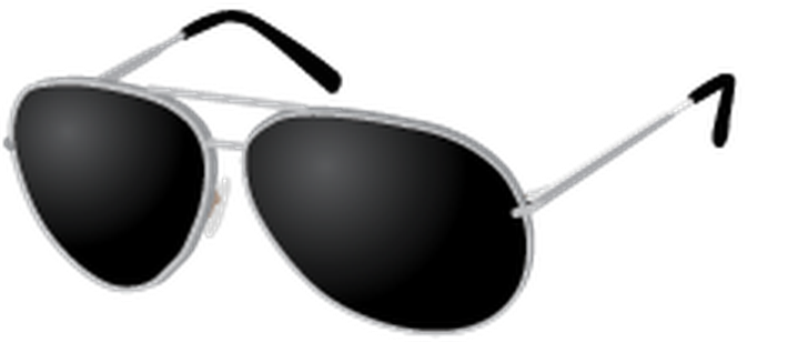 Sunglasses glasses clipart clipartbold